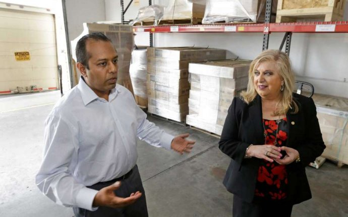 Small businesses look for big opportunities in exports - Houston